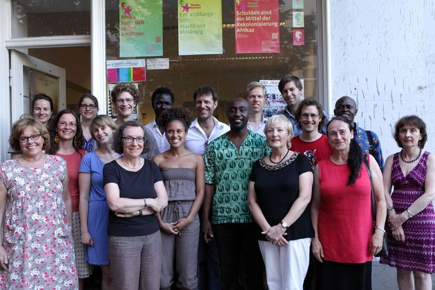 AfricAvenir Berlin Team