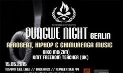 pungwe night berlin