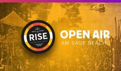 RISE Open Air im Sage Beach
