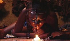 Tjitji the Himba girl
